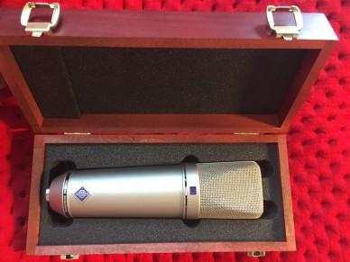 Studio Talents Room | mikrofon | mluvené slovo